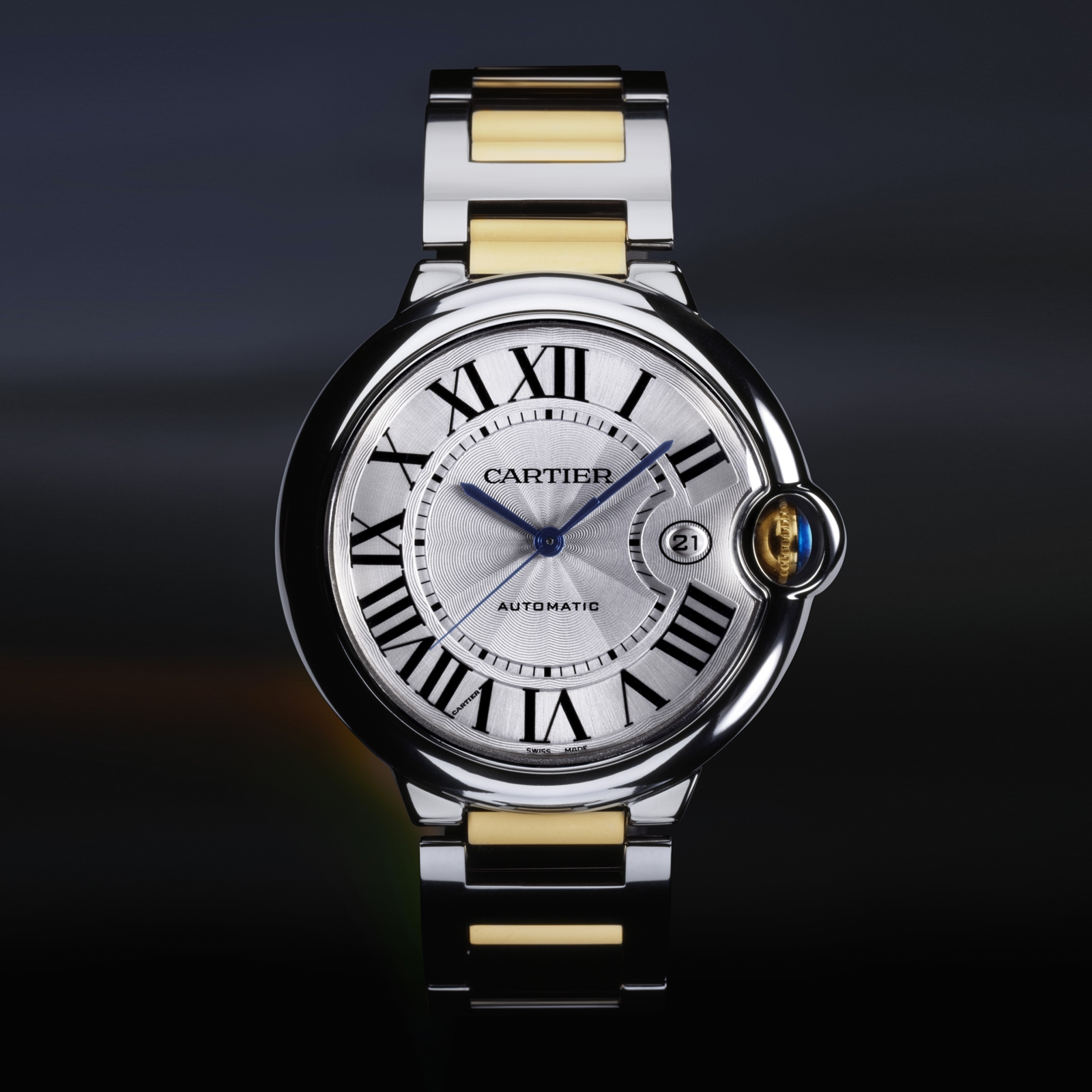 ballon bleu cartier