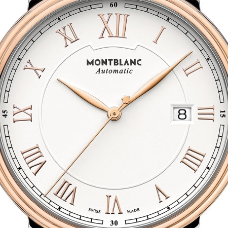 Immagine di MONTBLANC TRADITION Automatic Date 40 MM REF. 114337