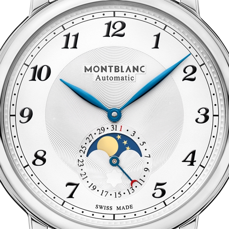 Immagine di MONTBLANC STAR LEGACY MOONPHASE 42 MM REF. 117326