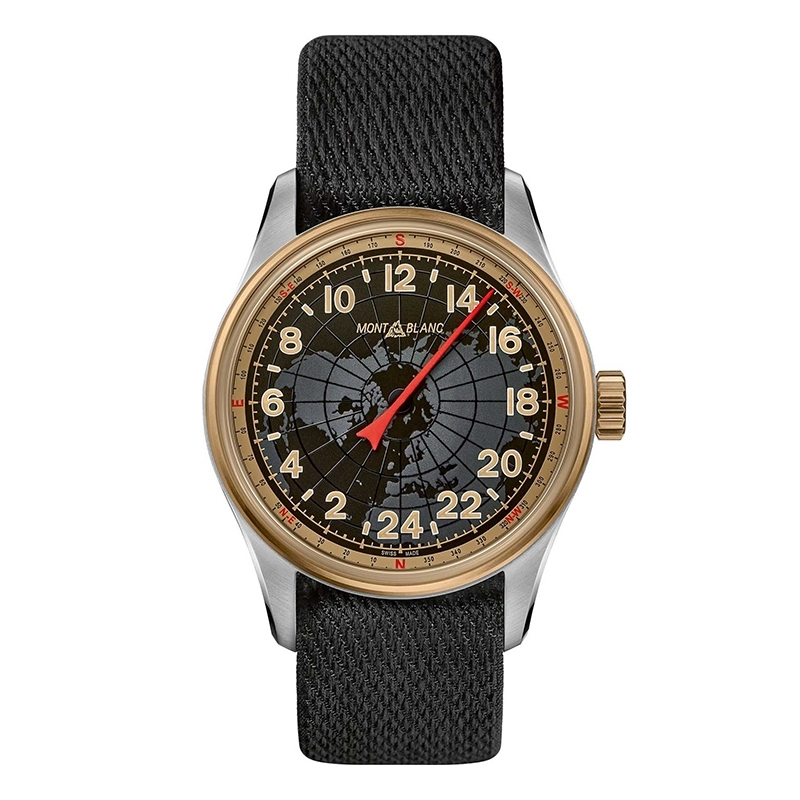 Montblanc 1858 AUTOMATIC 24H 42 MM REF. 126007
