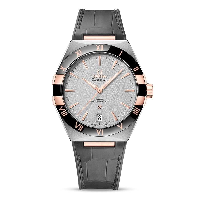 OMEGA CONSTELLATION CO‑AXIAL MASTER CHRONOMETER 41 MM REF. 131.23.41.21.06.001