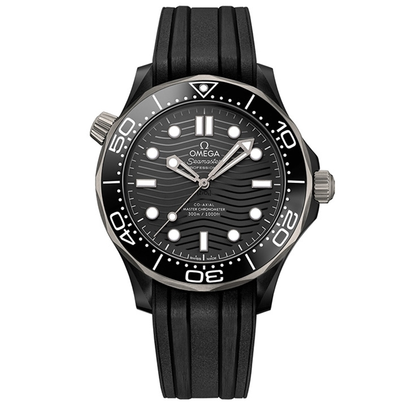 OMEGA SEAMASTER DIVER 300M CO‑AXIAL MASTER CHRONOMETER 43,5 MM REF. 210.92.44.20.01.001