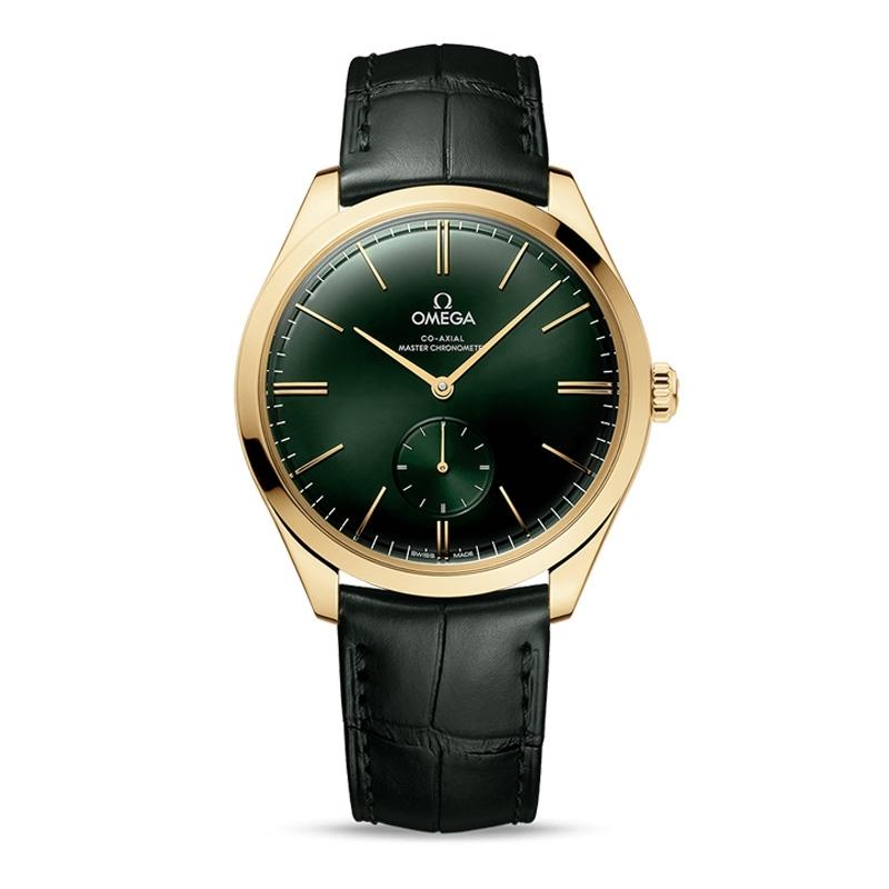 Immagine di OMEGA De Ville Tresor Co-Axial Master Chronometer Small Second 40 mm REF. 435.53.40.21.10.001
