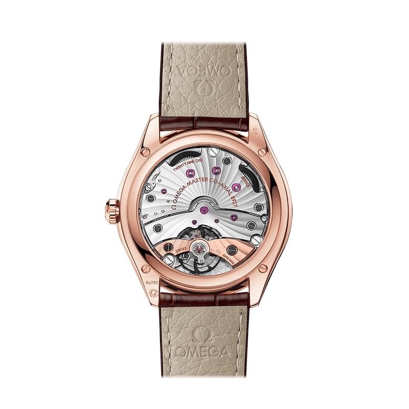 Immagine di OMEGA De Ville Tresor Co-Axial Master Chronometer Small Second 40 mm REF. 435.53.40.21.11.002